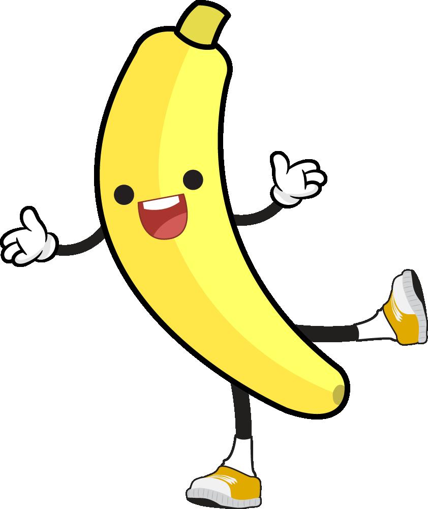Caffeinated banana?